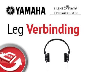Yamaha. Leg verbinding.